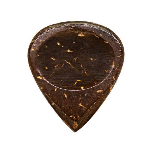 Jazz Tones Groove Coconut Husk 1 Guitar Pick